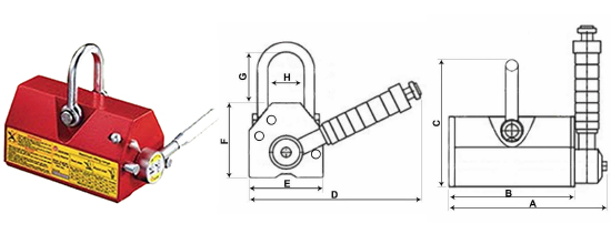 EZ Lift Magnets