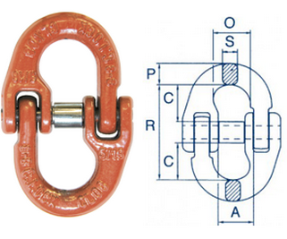 G100 Coupling Links