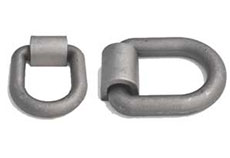 Weld On D-Rings