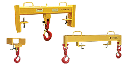 Fork Lift Extensions and Attachments