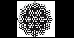 Rotation Resistant, 19x7, 8x25, 3x46