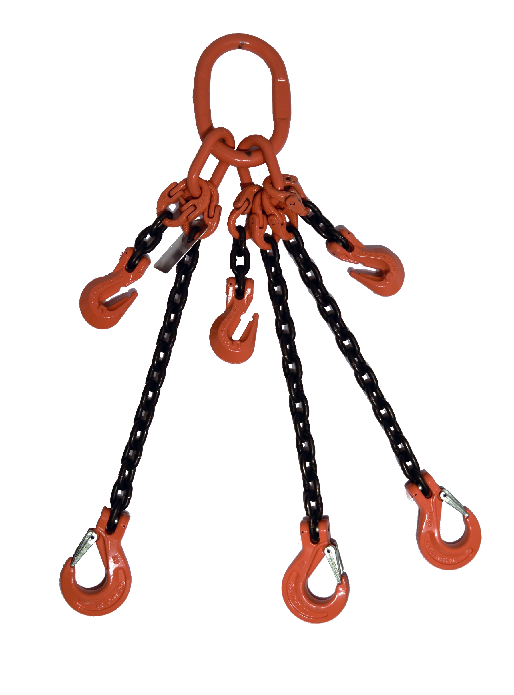 Adjustable 3 Leg With Sling Hook Atos Gr 100 Chain Sling