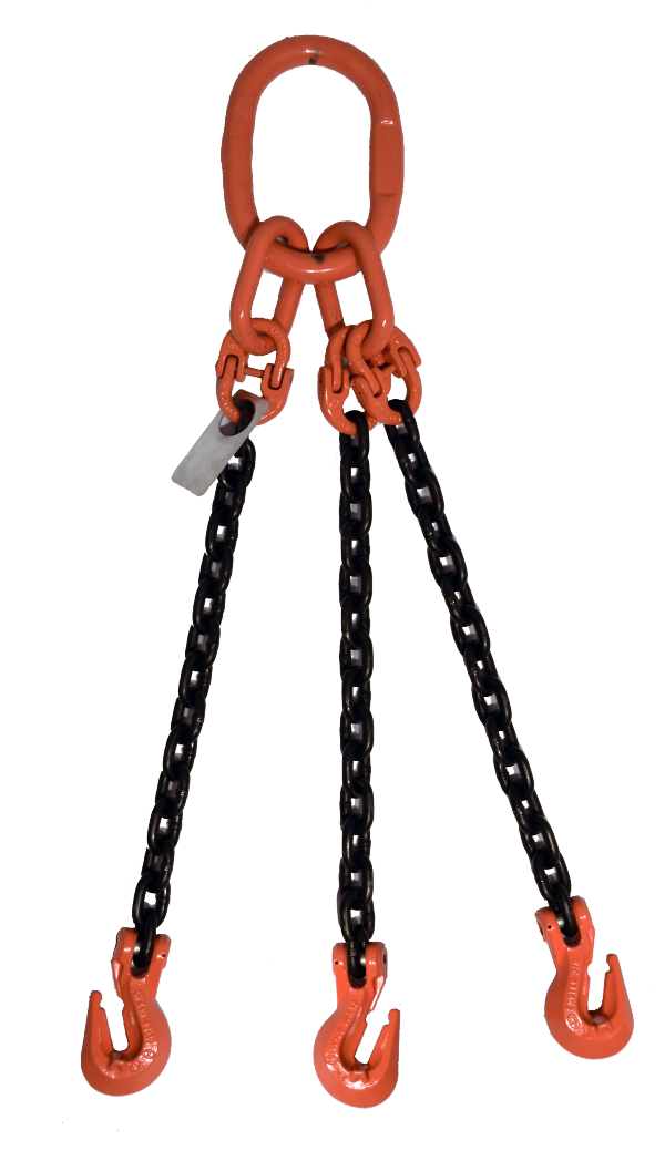 3 Leg With Grab Hook TOG GR-100 Chain Sling