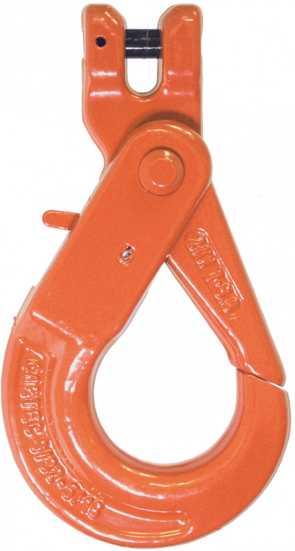 "5/8"" Grade 100 Clevis Self Locking Hook - 686085"