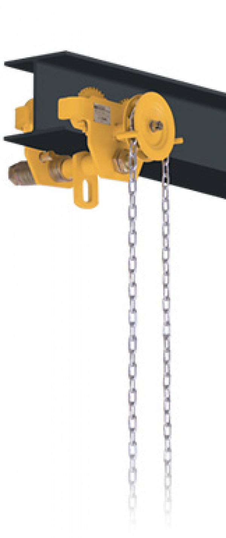 1 Ton Geared Beam Trolley -  OZ1GBT