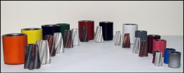 Seven Strand Wedge Aluminum #8 627201