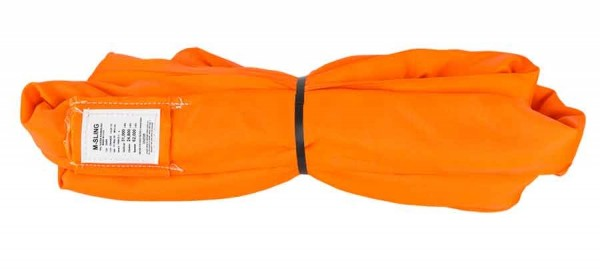 ENR 10 - Orange Endless Round Sling - 40,000lb Vertical
