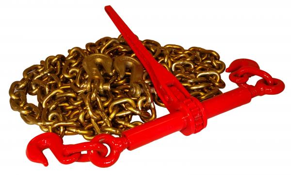 "1/2"" Chain and Binder Bundle WLL 11,300 Lbs. #381012"