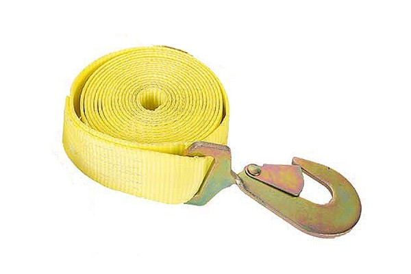 """2"""" x 20' Replacement Strap with Forged Snap Hook 252700"""