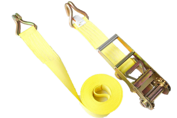 """3"""" Ratchet Tie Down with Wire Hook - Double J Hook"""