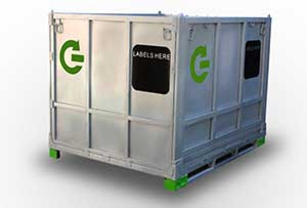 IBC Re-usable Containers