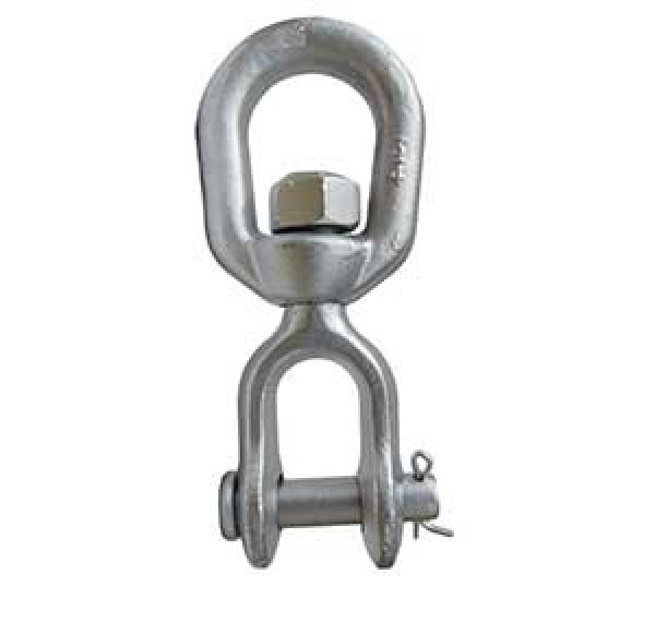 "7/8"" Galvanized Jaw & Eye Swivels 1171350"