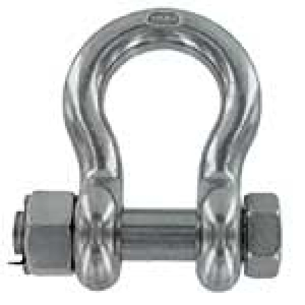 Stainless Steel Bolt Type Anchor Shackle