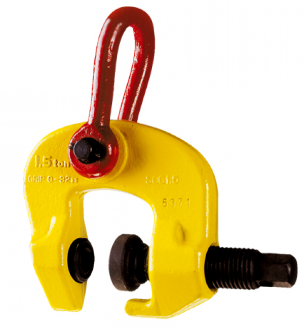 6 Ton UNIVERSAL SCREW LIFTING CLAMPS (TSCC) 0862760