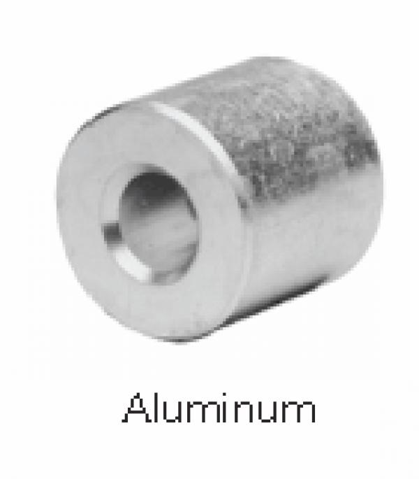 Aluminum Stop Sleeves