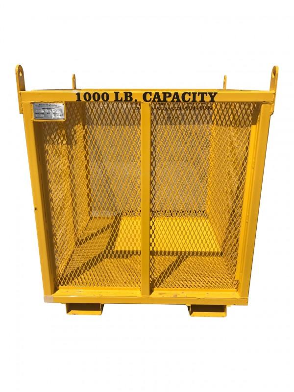 Material Basket — 3'x3'x3' MBSK333