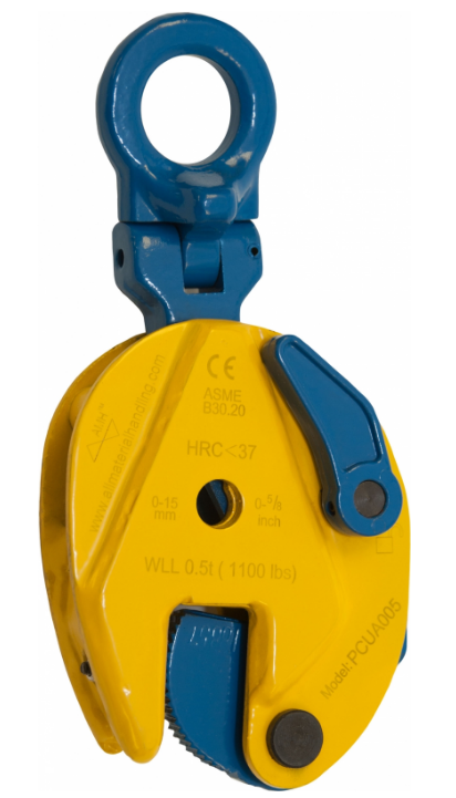 Universal Vertical Lifting Clamp Economy Plate Clamps