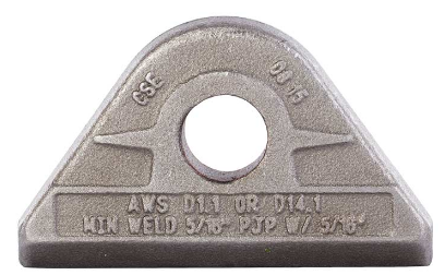 Carbon Steel Pad Eye Lifting Lug