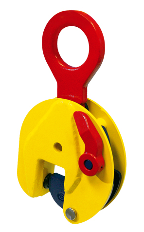 Standard Vertical Lifting Clamps - Wide Mouth