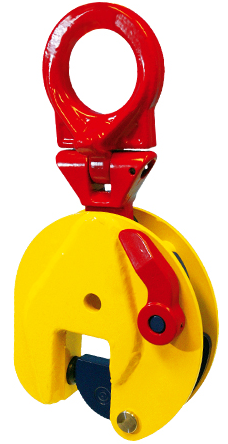 Universal Vertical Lifting Clamp -  Wide Mouth