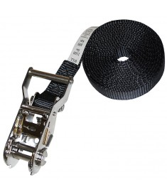 """1"""" Ratchet Tie Down with Endless Belly Strap - Heavy Duty"""
