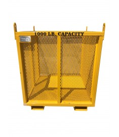Material Basket — 4'x4'x4'