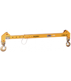 10 Ton Adjustable Spreader Bar (Bar Only - No Top Rigging) 32-10-6