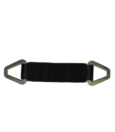 "2"" x 12"" Axle Strap with Wear Sleeve on Body 254490"