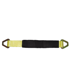 "2"" Axle Strap with Delta Ring Each End"