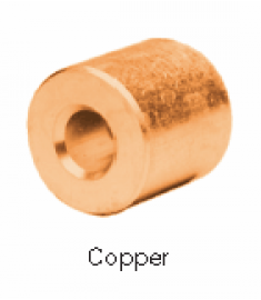Copper Stop Sleeves