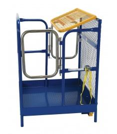 Work Platform - Dual Entry - 48x48