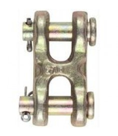 "7/16"" - 1/2"" G70 Twin Clevis Links"