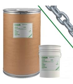 Galvanized High Test Bulk Chain (Grade 43) - Import