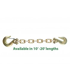 "5/16"" SLIP/GRAB GR 70 Transport Chain (10' - 20')  WLL 4,300"