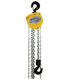 1 Ton OZ Chain Hoist with Overload Protection OZ010CHOP