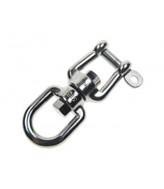 "3/8"" Stainless Steel Jaw & Eye Swivel WLL 1500 LBS. #1171251"