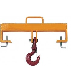 Single Hook Fork Beam - 5 Ton (10,000 LBS) 10S-5-24