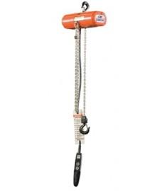 CM Shopstar Electric Hoist 10' lift 600 Lb. Capacity 230-3-60 Voltage #2106