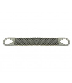"""3"""" x 06' Wire Mesh Slings 10 Gage -  Type (2)"""