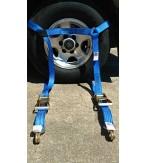 Diamond Weave Tire Bonnet