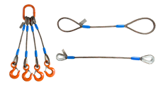 Different Types of Wire Rope Sling Terminations