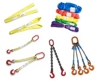 Advantages of Chain Slings over Other Types of Slings